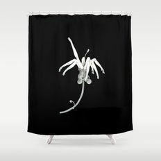 Imaginary Flower Shower Curtain