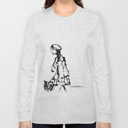 cool sketch 141 Long Sleeve T-shirt