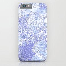 Icy Bloom Slim Case iPhone 6s