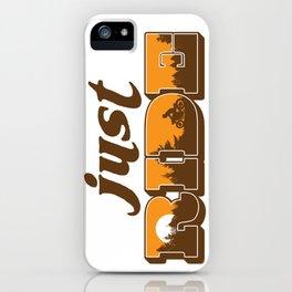 jr iPhone Case