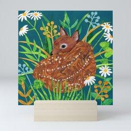 Fawn Mini Art Print
