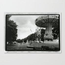 The Playground Canvas Print