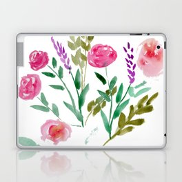 Country Bouquet Laptop & iPad Skin