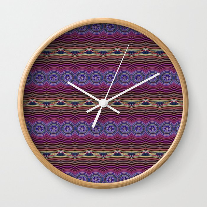 六本木 Roppongi, Tokyo 4 Wall Clock