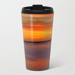 Westside Sunset Travel Mug