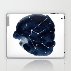 Zodiac Star Constellation - Aquarius Laptop & iPad Skin