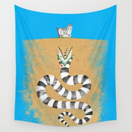 Recently Deceased Wall Tapestry
