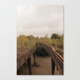 Siemensbahn Canvas Print