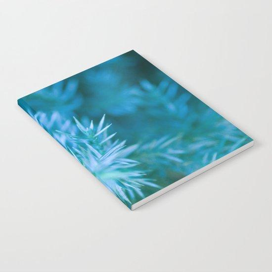 ENCHANTED GREEN #1 #art #society6 Notebook
