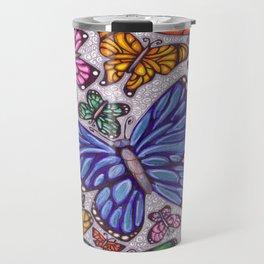 Flutterby Filligree Travel Mug