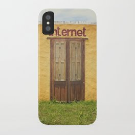 Internet iPhone Case