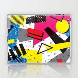 Retro 80s be that Laptop & iPad Skin