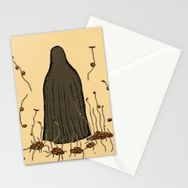 Lentil sprouts Stationery Cards