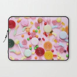 Candy Print Laptop Sleeve