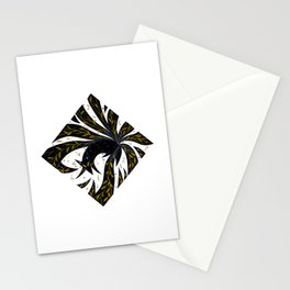 Nine Tails Stationery Cards