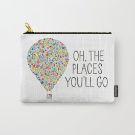 Oh the Places You'll Go Carry-All Pouch