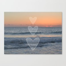 Dusk or Dawn Canvas Print