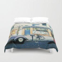 Notting Hill travel movie art Bettbezug