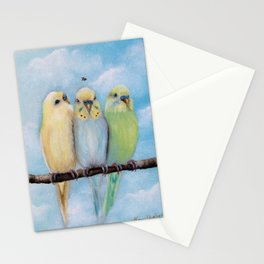 One Spring Day Stationery Cards