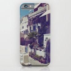 Streets of Santorini I  iPhone 6s Slim Case