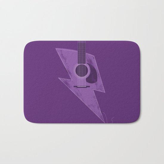 Electric - Acoustic Lightning Bath Mat