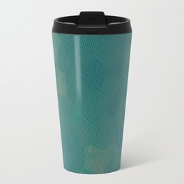 Cellular Level (Blue/Green Ver.) Travel Mug