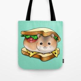 HamHam Sandwich Tote Bag