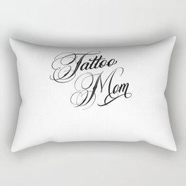 Tattoo Mom Rectangular Pillow