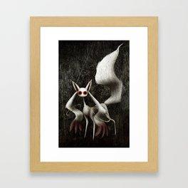 Kyubey Framed Art Print
