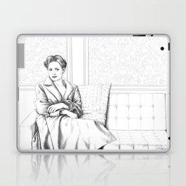 The Woman Laptop & iPad Skin
