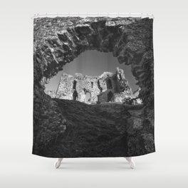 Dún Gall Shower Curtain