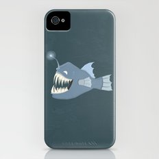 Angler Fish Slim Case iPhone (4, 4s)