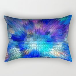 Colours Rectangular Pillow