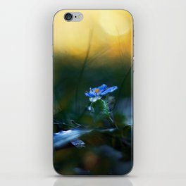 The Incendiary Forest iPhone Skin