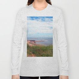 North Cape Sandbar PEI Long Sleeve T-shirt