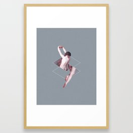 NOT Lost Pleiad Framed Art Print