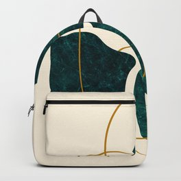 Abstract blobs Backpack