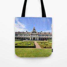Dunedin Train Station Tote Bag