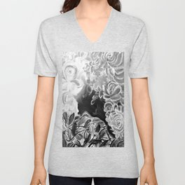 Ode to Creation Heavenly and Night Unisex V-Neck