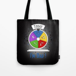 I am Sad Tote Bag