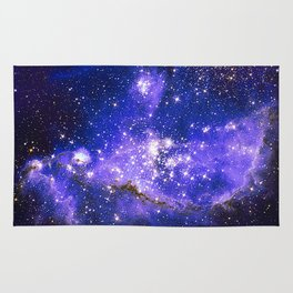 Infant Stars in Neighbouring Galaxy Rug