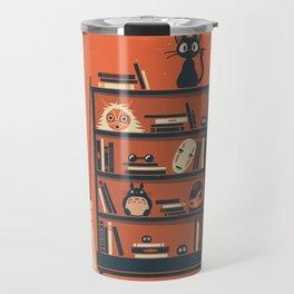 Ghibli Shelf // Miyazaki Travel Mug
