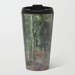 Footpath through the Oaks Travel Mug