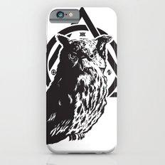 Owl & symbols Slim Case iPhone 6s