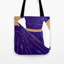 Sari of Universe Tote Bag