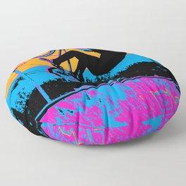 BMX Back-Flip Floor Pillow