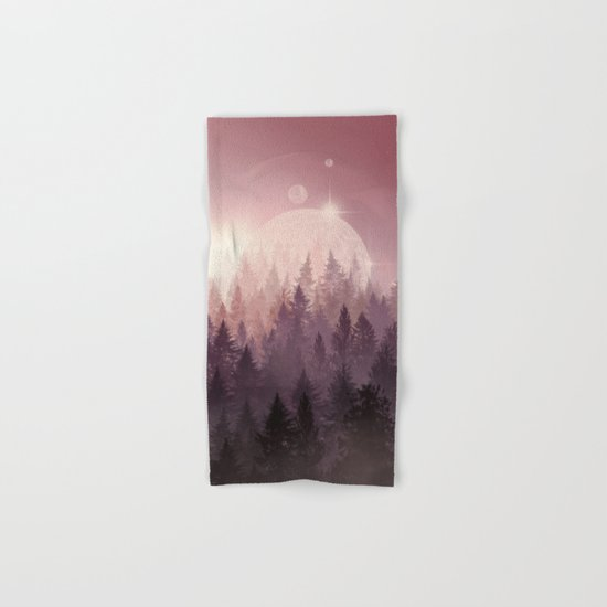 fantasy forest Hand & Bath Towel
