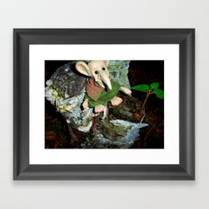 Wunjo the Goblin Framed Art Print
