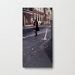 Unknown woman from Utrecht (c) 2017 Metal Print