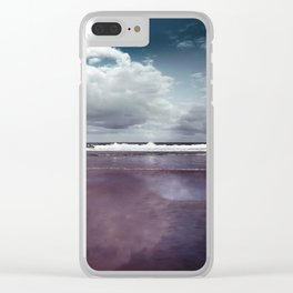 Salt Air Clear iPhone Case